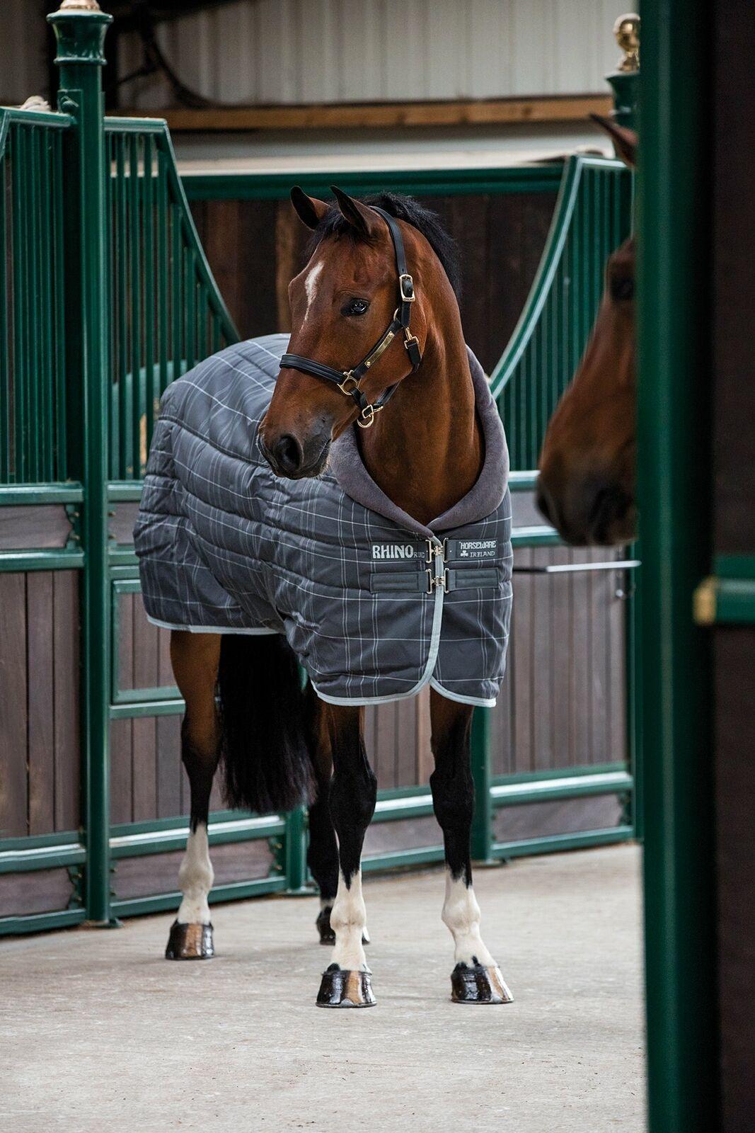 Horseware Rhino Original Stable Blanket with VariLayer  Heavy 450G