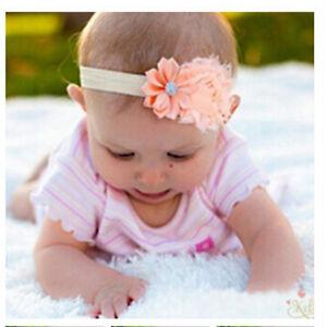 1PCS-Baby-Girls-Chiffon-Pear-Headband-Hairbow-Head-Wear-Flower-Hairband-amp-y
