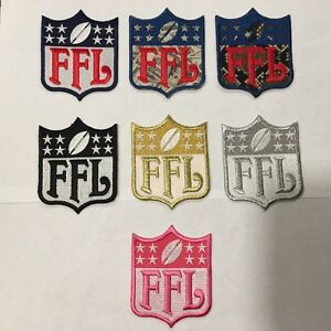 00c33b4a4 Image is loading Fantasy-Football-FFL-Patch-for-Jersey-Trophy-Champion-