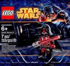 LEGO-STAR-WARS-DARTH-REVAN-POLYBAG-BRAND-NEW-SEALED