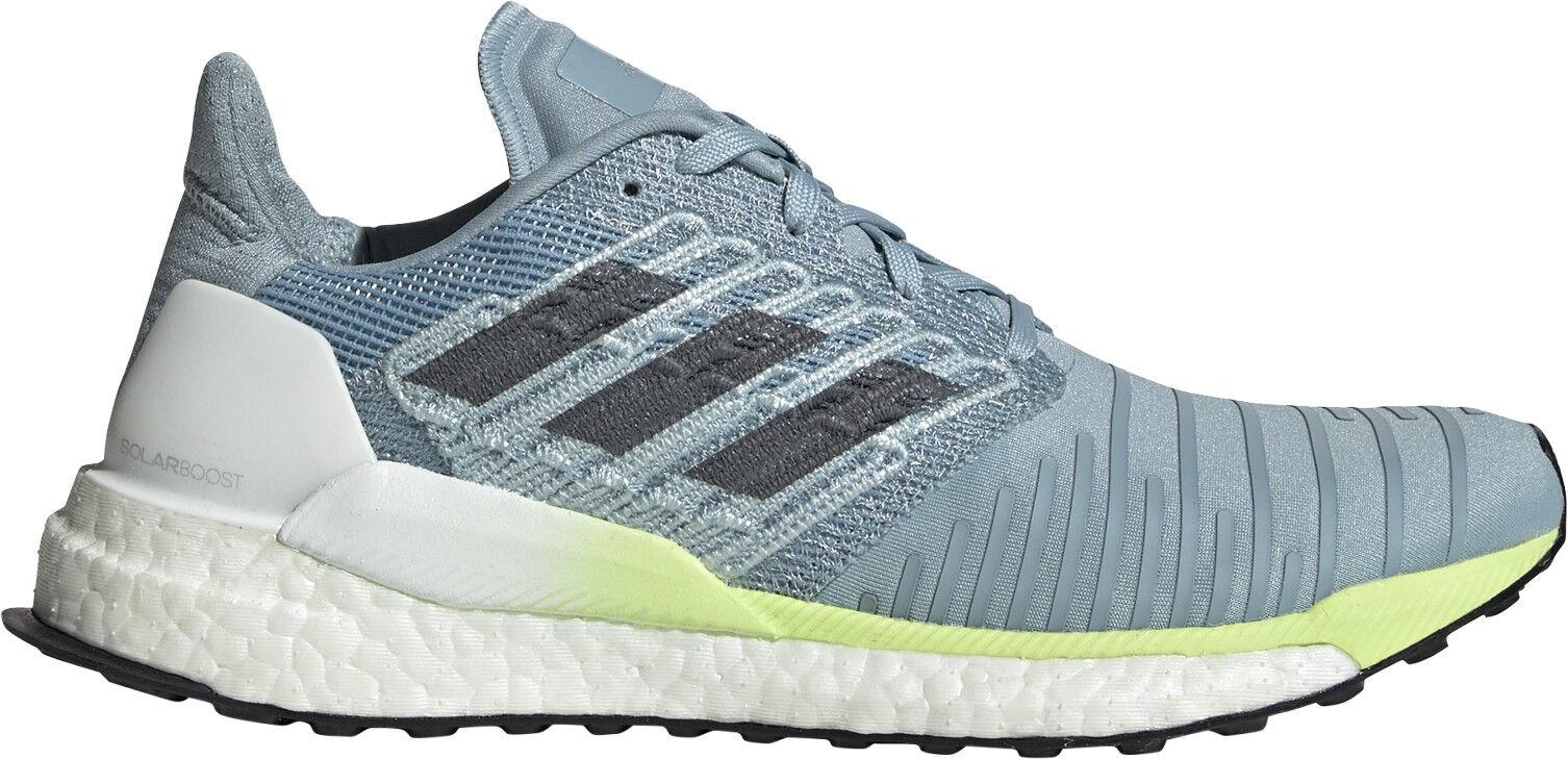 Adidas Adidas Adidas Solar Boost Mujeres Tenis para Correr-gris  Para tu estilo de juego a los precios más baratos.