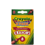 thumbnail 1 - Crayola Classic Color Crayons School Supplies, 8 Colors  X 6 PACK  NEW