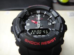 CASIO-G-SHOCK-G100-1BV