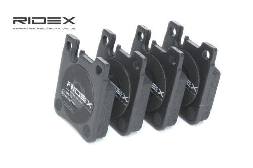 RIDEX Bremsbeläge Bremsklötze MERCEDES-BENZ C-CLASS W203 C-CLASS T-Model S203