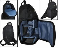Camera/Video Deluxe Sling Style Shoulder Bag For Canon EOS 5D 7D 1D 1Ds 60D