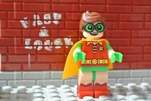 The Lego Batman Movie Minifigure Robin Set 70902