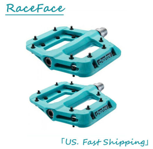 """RaceFace Chester Mountain Bike Pedal MTB BMX Bicycle 9//16/"""" /<8 Color/>"""