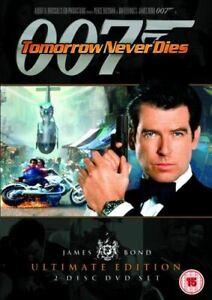 Bond-Remastered-Tomorrow-Never-Dies-1-disc-DVD-1997-Very-Good-DVD