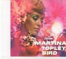 (EW877) Martina Topley Bird, Poison - 2008 DJ CD