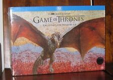 Game of Thrones Seasons 1-6 Bronze Bust Edition Blu Ray Night King New Season