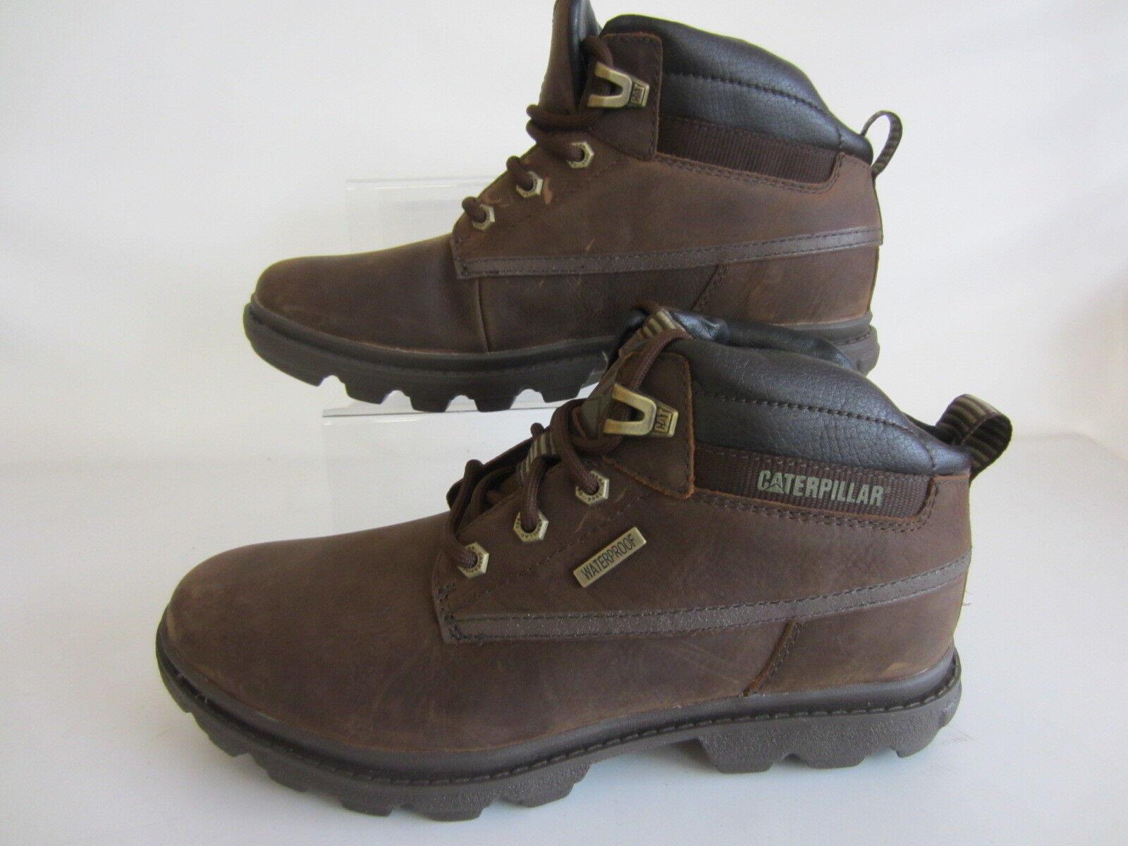 Caterpillar Grady Wp Zum Schnüren Braune Stiefel BP719110 (R22C)   | Gewinnen Sie hoch geschätzt