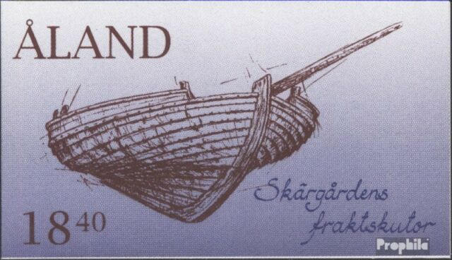 Finland-Aland MH3 (complete issue) unmounted mint / never hinged 1995 Sailboats