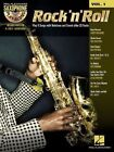 Saxophone Play-Along: Rock 'n' Roll (Book/CD): Volume 1 by Hal Leonard Corporation (Mixed media product, 2014)