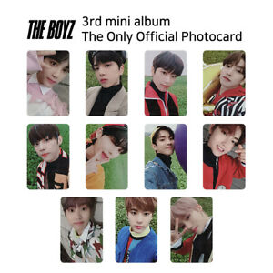 THE-BOYZ-3rd-mini-album-The-Only-Official-Photocard-In-the-Air-Version