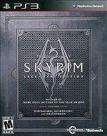 The Elder Scrolls V: Skyrim -- Legendary Edition (Sony PlayStation 3, 2013)  for sale online | eBay