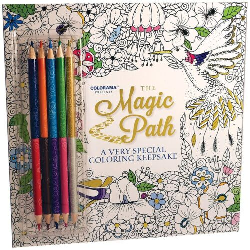 Colorama Coloring Book  Magic Path Dogs Buy 1 Get 1 50/% OFF Add 2 to Cart