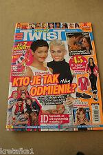 Twist 12/2012 Rihanna,Kristen Stewart,Pattison,in:Nicky Minaj,Cher Lloyd,