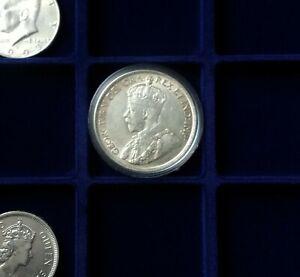 Canada-Coins-1936-Silver-Dollar-King-George-V-VF