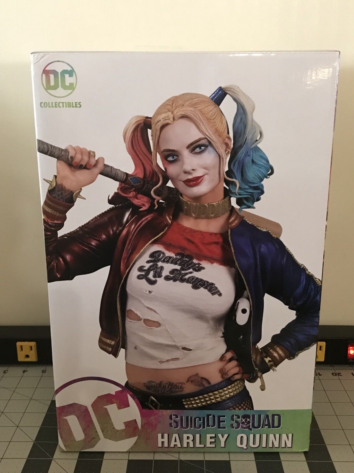 Harley Quinn DC Collectibles Suicide Squad Statue