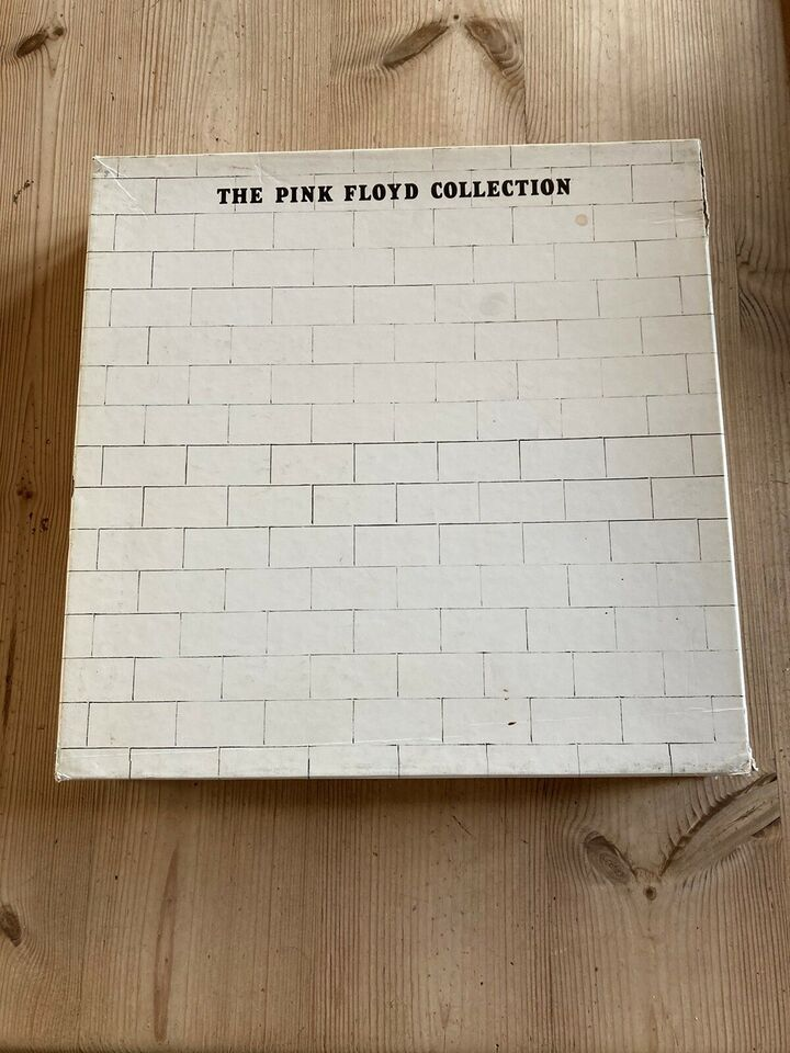 LP, Pink Floyd, The Pink Floyd Collection