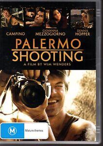 PALERMO-SHOOTING-DVD-R4-2013-Campino-Dennis-Hopper-LIKE-NEW-FREE-POST