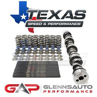 Camshaft Texas Speed TSP LS3 Stage 3 Camshaft 231//246 .640//.615 Single Bolt Cam 6.2 LS3 LSA L92