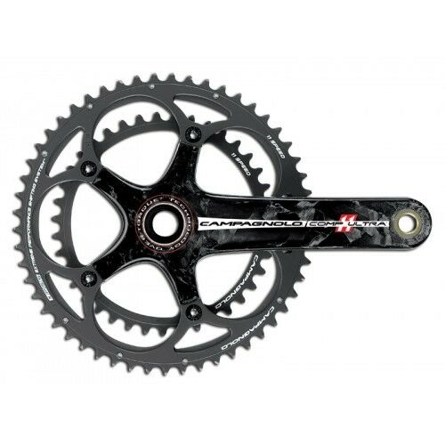 Campagnolo 11 speed Comp Ultra crankset 170mm 39-52 new in box