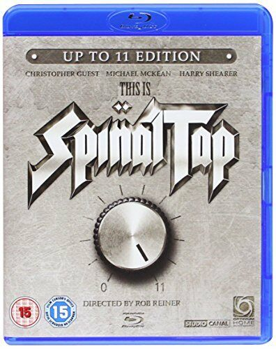 This Is Spinal Tap - Up To 11 Edition [Blu-ray] [DVD][Region 2]
