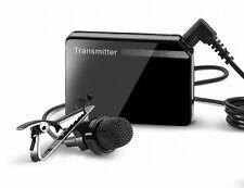 Transmisor de enlace de voz Siemens & Micrófono Para Audífonos por keephearing Ltd.