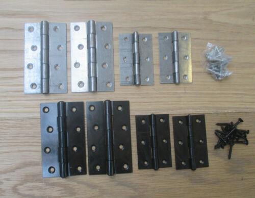 vis 10 X acier porte portail charnières