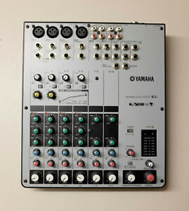 yamaha mw10c usb portable mixer ebay. Black Bedroom Furniture Sets. Home Design Ideas