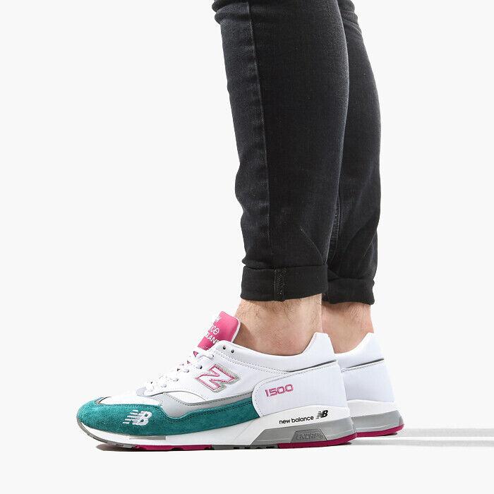 Para hombres zapatos tenis Hecho en Reino Unido NEW BALANCE [M1500WTP]