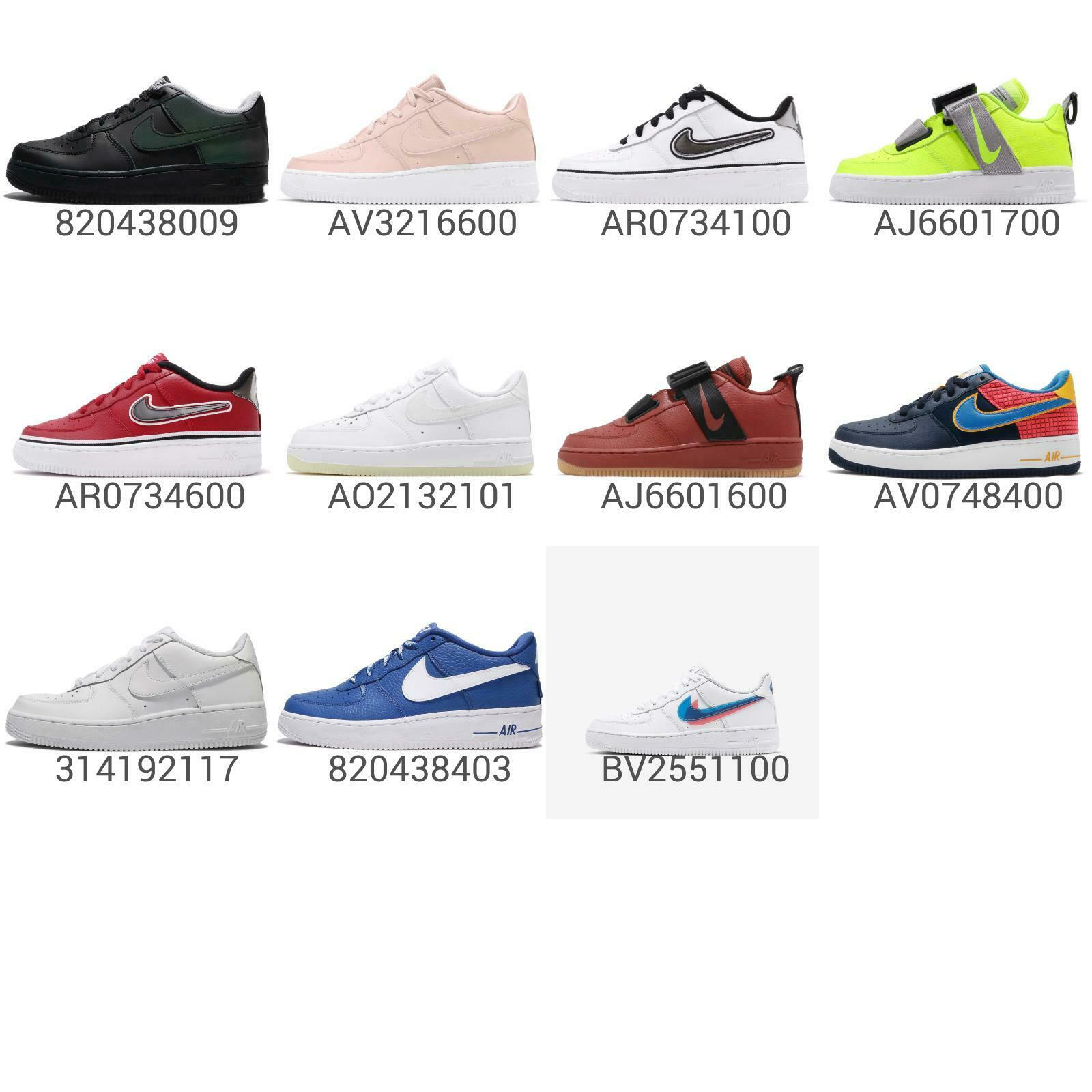 Nike Air Force 1 LV8 Utility GS AF1 Low Kids Youth Junior Women Sneaker Pick 1