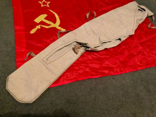 """Russian Soviet USSR Rifle carrying case 41/"""" unissued surplus"""