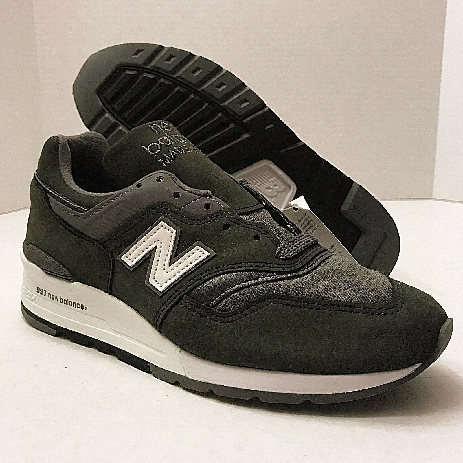 NEW BALANCE 997 Age of Exploration Shoes Made in USA Grey MENS 6.5 or WOMENS 8
