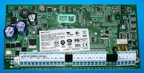 DSC Security Alarm System-Power Control Panel PC1616