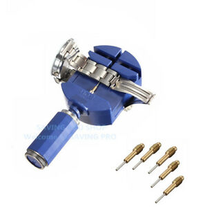 Watch-Band-Link-Pin-Remover-Bracelet-Adjustment-Watch-Sizing-5-1mm-Extra-Pins
