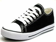 bd12e8762cff8a item 4 New Mens Classic Lace Up Canvas Shoes Athletic Sneakers Casual  Fashion Size 7-12 -New Mens Classic Lace Up Canvas Shoes Athletic Sneakers  Casual ...