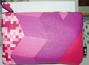 350d648b3086 Details about Ipsy June 2019 Glam Bag PURPLE Makeup Pouch Cosmetic TETRIS  Bag ONLY