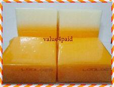 2 BAR SOAP KOJIC ACID PAPAYA 70G + 2 BAR SOAP KOJIC 2 TONE W/GLUTATHIONE 75G