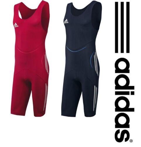 Men's Adidas Wrestling Suit Singlet CLASSIC Ringentrikot Ringer Lutte