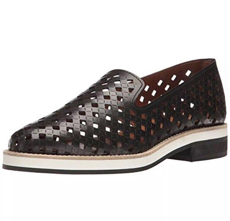 NWOB Aquatalia Wouomo Zanna Perforated Calf Slip-on Loafer - Choose Coloreeee