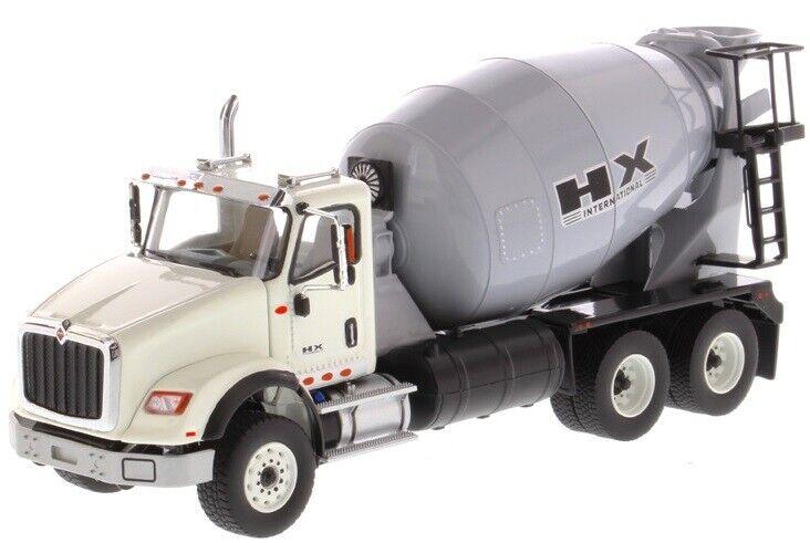 tienda de descuento DCM71014 - Camion 6x4 toupie INTERNATIONAL HX615 HX615 HX615 Color blanco et gris - 1 50  El ultimo 2018
