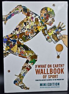 Details about NEW WHAT ON EARTH WALL BOOK SPORT HISTORY ANCIENT OLYMPICS TO  NOW MINI EDITION