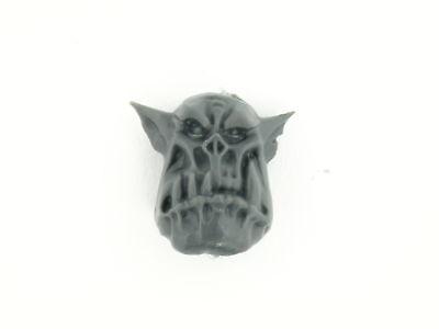 Head G *BITS Ork Warboss Grukk/'s Boss Mob