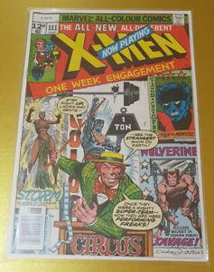 Marvel-The-X-Men-111-Jun-1978-Claremont-Cockrum-Byrne-BRONZE-AGE-NM-9-4