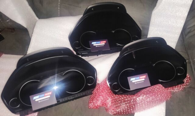 NEW BMW F30/F3x LCD/LED Instrumental Cluster WITH HUD! Tacho 6WB for F30/F32 !