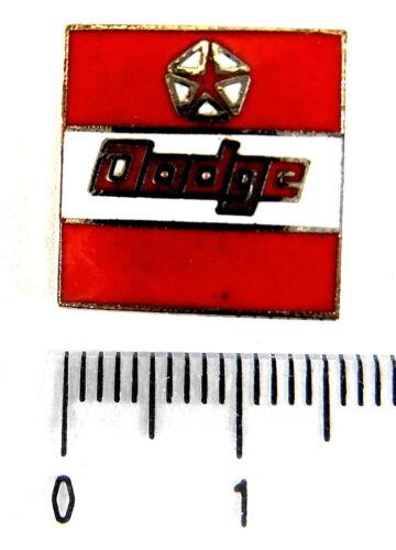 1358 Voiture pin//broches-CHRYSLER DODGE LOGO