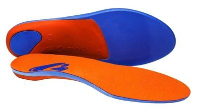 New Cadence Insoles Arch Support Orthotic Shoe Inserts Sizes B C D E F G H I
