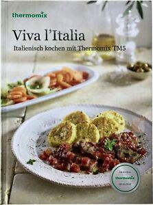 Kochbuch-Vorwerk-THERMOMIX-VIVA-l-ITALIA-Buch-Rezepte-italienisch-TM6-TM5-sk24